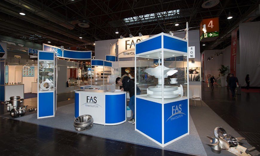 Düsseldorf Trade – VALVE WORLD EXPO – 02-04 dec 2014.